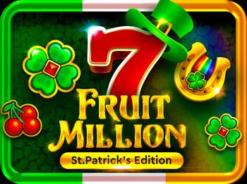 7 fruit million St.Patrick's edition