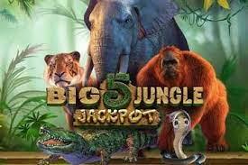 Big 5 Jungle Jackpot 1dby сайт