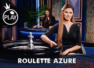 Live Roulette Azure - рулетка с крупье