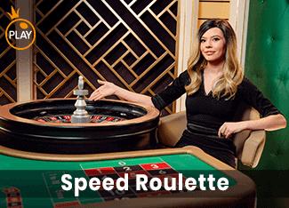 Speed Roulette - казино с дилером